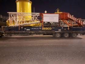 Heavy Lifting at Jebel Ali